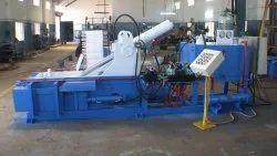 Iron Scrap Baling Press Triple Compression