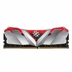 XPG Adata GAMMIX D30 8GB 3000Mhz DDR4 U-DIMM Desktop RAM, For Speedup, Model Name/Number: AX4U300038G16-SR30