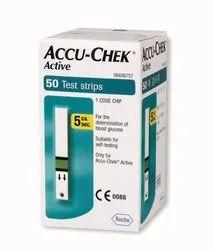 Accu Chek Active 50 Test Strip