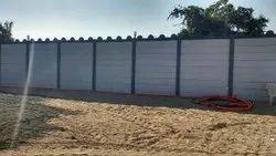 Rcc Precast Security Fencing Wall