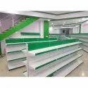 Retail Grocery Storage Rack