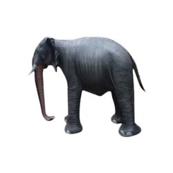FRP Elephant Statue, For Decor