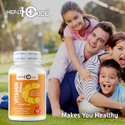 Health Oxide Vitamin C Chewable 60 Tablets