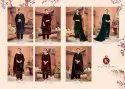 Kala Fashion Kala Diamod Velvet Pashmina Dress Material Catalog