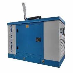 Ashok Leyland LP15D1 15 kVA Silent Diesel Generator