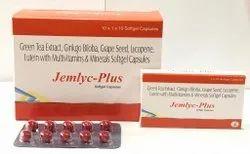 Lycopene Softgel Capsule