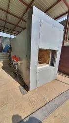 LPG Gas Cremation Furnace