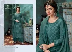 SAJAWAT CREATION LAKHNAVI VOL 5 ETHNIC WEAR