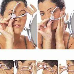 Purple Slique Facial Hair Threading Kit