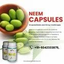Neem Capsules For Pharmaceutical Use