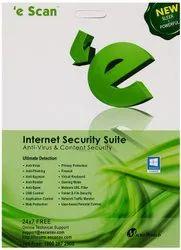eScan Internet Security Suite Version 11 - 1 PC, 1 Year (CD)