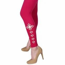 Lycra Ladies Legging