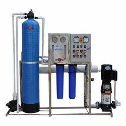 250 LPH RO Plant Machine (FRP)