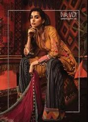Fairlady Maria B M Prints  Pashmina With Embroidery Work Suits Catalog