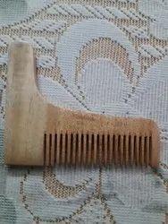Neem Wooden Beard Comb