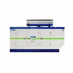 250 KVA  Kirloskar Silent Diesel Generator