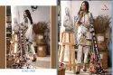 Kaara Suits M Print Vol-4 Pashmina Winter Suits Catalog Collection
