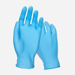 Nitrile And Plastic Gloves