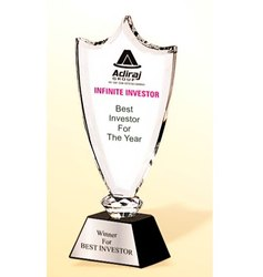 CG 370 Crystal Trophy