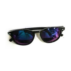 Black Party Fashion Round Sunglasses