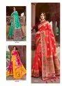 Lifestyle Adaa Naylon Silk Traditional Saree Catalog