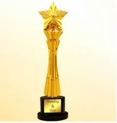 CG 640 Gold Plated Exclusive Trophy