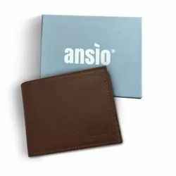 Basic Men's wallet - Tan