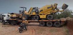 40 ft trailer transportation  services
