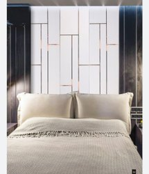 Natural Designer Pvc Panel, For Home, Size: 8*2 And 8*4