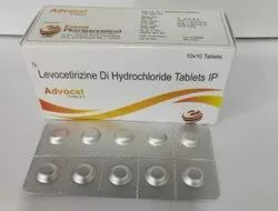 Levocetirizine 5 mg Tablet
