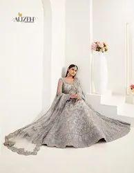 Alizeh Designer Bridal Lehenga