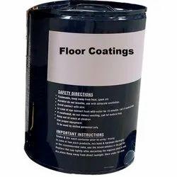 Floor Coatings, For Industrial Use, Packaging Type: Metal Container