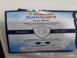 Reusable Pitambari SureGuard face mask, Number of Layers: Two