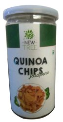 Jalapeno Quinoa Chips