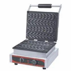Stick Waffle Machine 8Inch