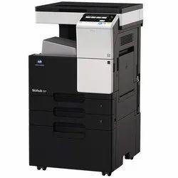 Bizhub 227 A3 Black And White Multifunction Printer