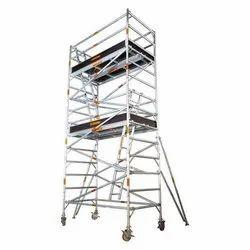40 Ft Aluminum Platform   Scaffolding