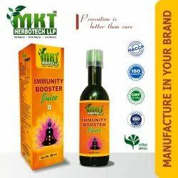 Immunity Booster Juice, Packaging Type: Pet Bottle & Drum, Prescription