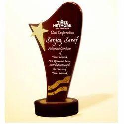 WM 9592 Stylish Star Trophy