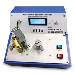 Bending Type Digital Stiffness Tester