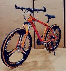 BMW Orange Power MTB Cycle