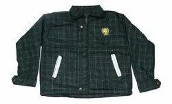 Full Sleeve CHEKS Tweed Jacket, Size: 24 TO 36