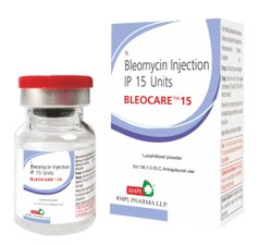 Bleomycin 15iu Injection