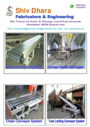 Hinge Type Slat Chain Conveyor