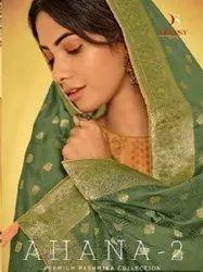 Deepsy Suits Ahana Vol-2 Pashmina Winter Salwar Suits Catalog Collection