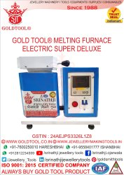 Gold Melting Furnace Digital Electric
