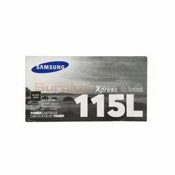 Black Samsung MLT 115l Toner Cartridge