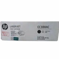 HP CC388AC LaserJet Toner Cartridge (Black), Model Name/Number: 88AC