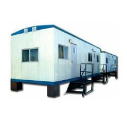 Prefabricated Portable Office Cabin