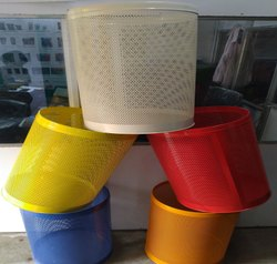 Colour Coating Bin